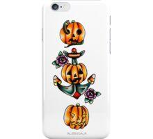 Halloween Flash 2 | Pumpkins iPhone Case/Skin