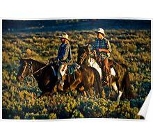Wyoming Cowboys Poster