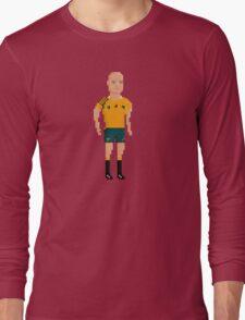Stephen Wallaby Long Sleeve T-Shirt