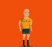 Stephen Wallaby by pixelfaces