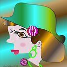 Iris Sharon by IrisGelbart