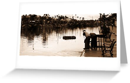 Old Hoi An Town - Viet Nam by Jordan Miscamble