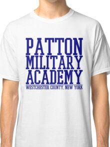 Patton Military Academy Logo Classic T-Shirt