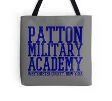 Patton Military Academy Logo Tote Bag
