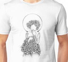 La lune Unisex T-Shirt
