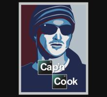 Capn Cook BrBa shirt by BrBa