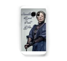 Lady Violet Quotes Samsung Galaxy Case/Skin