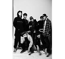 BTS COOL 当代歌坛 Photographic Print