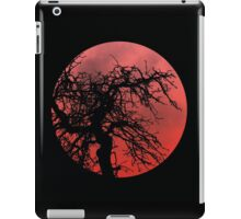 Blood Moon iPad Case/Skin