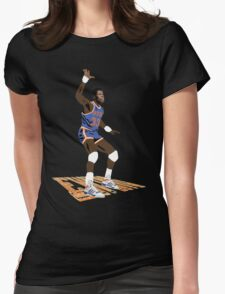 Ultimate Ewing Womens Fitted T-Shirt