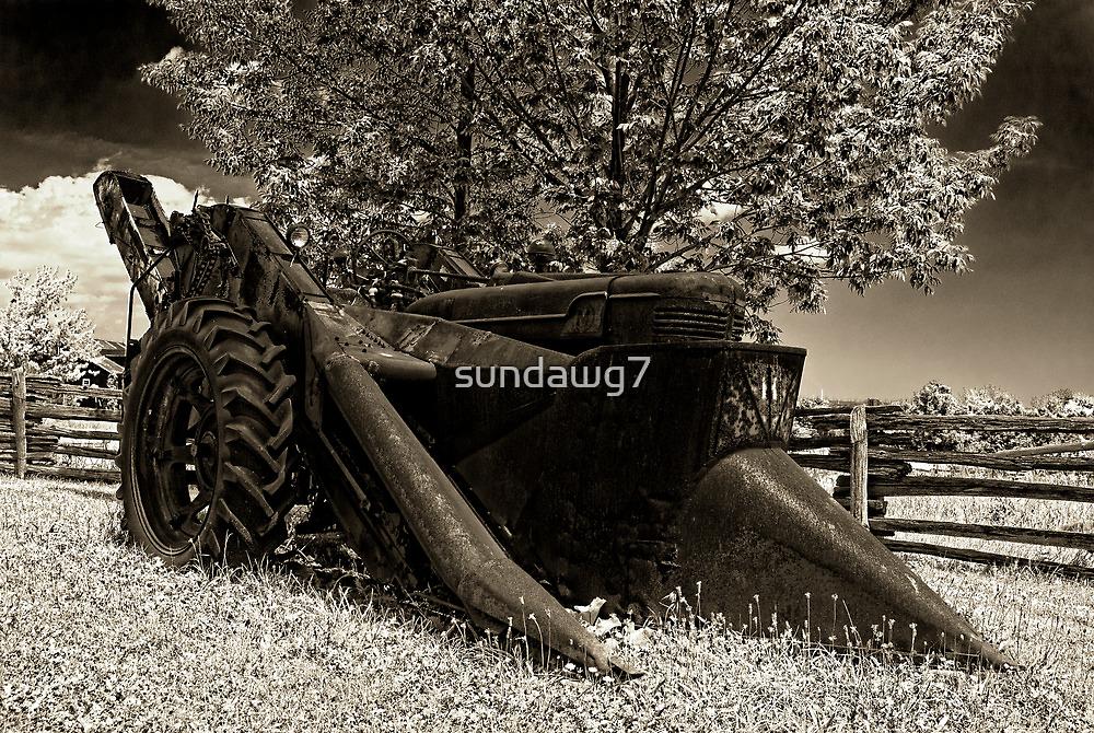Rusted Behemoth by sundawg7