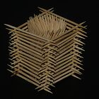 Toothpicks storey 2 by Karue