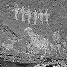 Petroglyphs IV by jbiller