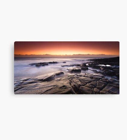 """Subtle Restlessness"" ∞ Point Arkwright, QLD - Australia Canvas Print"