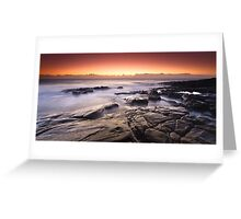 """""""Subtle Restlessness"""" ∞ Point Arkwright, QLD - Australia Greeting Card"""