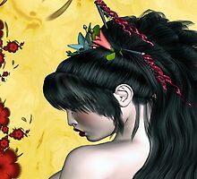 Modern Geisha by Junior Mclean