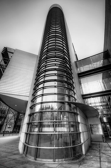 UBS Building by Luke Griffin