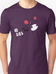 Pokemon 183 Marill T-Shirt