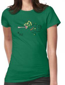 Pokemon 352 Kecleon Womens Fitted T-Shirt