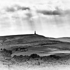 Stoodley Pike by inkedsandra