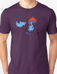Pokemon 647 Keldeo T-Shirt