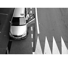 Taxi 1 Photographic Print