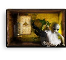Boxed World Collection - Image 20 - Curious Incarceration Canvas Print