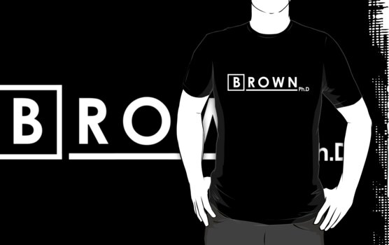 BROWN Ph.d by Adho1982