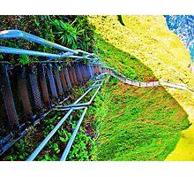 Haiku Stairs Photographic Print