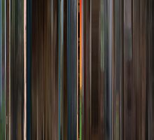 Moviebarcode: Monty Python and the Holy Grail (1975) by moviebarcode