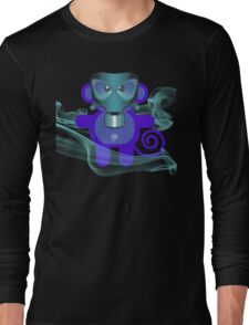 MUNKEY 7 (TOXIC TIME) Long Sleeve T-Shirt