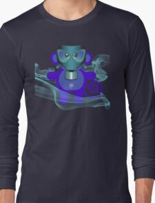 MUNKEY 7 (TOXIC TIME) Long Sleeve T-Shirt
