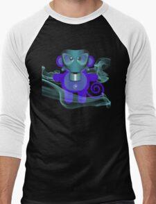 MUNKEY 7 (TOXIC TIME) Men's Baseball ¾ T-Shirt