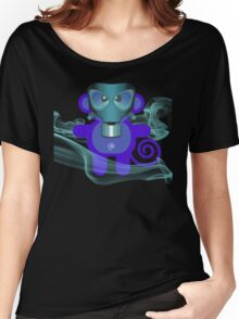 MUNKEY 7 (TOXIC TIME) Women's Relaxed Fit T-Shirt