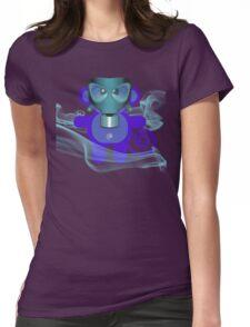 MUNKEY 7 (TOXIC TIME) Womens Fitted T-Shirt