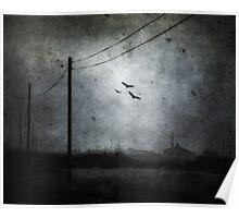 Descending Darkness Poster
