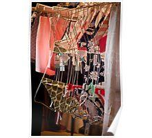 Bikini Hangers Poster