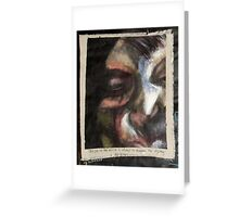 Deepen the Mystery Greeting Card