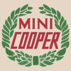 Mini Cooper Logo by Snufkin