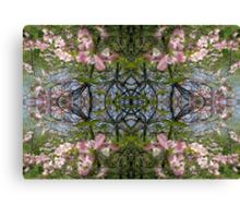 Kaleidoscope - Tree Series Blossom Canvas Print
