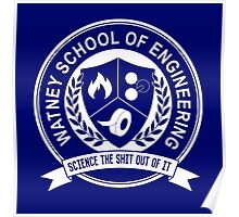 Watney School of Engineering Poster