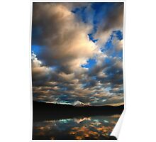 Sunrise, Lake of the Woods Vertical Poster
