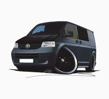 VW T5 (A) Grey by Richard Yeomans