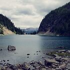 Lake Agnes by Franziska Wernsing