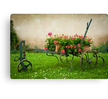 Still Useful 2 Canvas Print