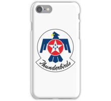 USAF Thunderbirds Air Demonstration Team iPhone Case/Skin