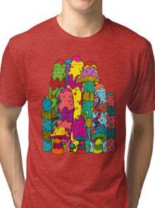 Hongos Tri-blend T-Shirt