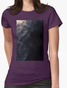 Melancholy Womens Fitted T-Shirt
