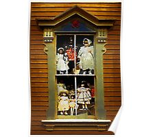 Dollhouse Gothic Poster