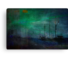 Finding Home Canvas Print